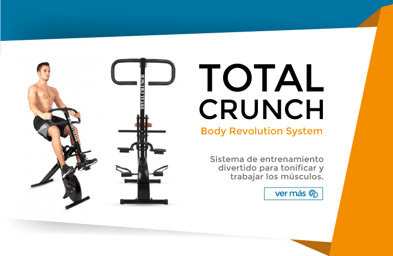Total Crunch mobile