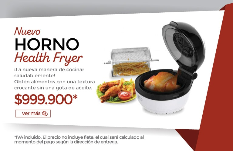 Horno helath fryer Mobile