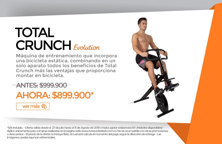 Total Crunch Evolution Mobile