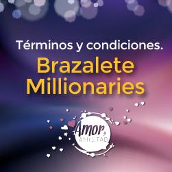 Brazalete Millionaries