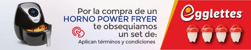 Power Fryer Mobile