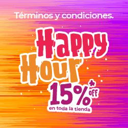 Happy Hours 15