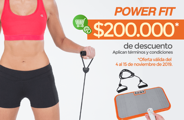 Power Fit Octubre Mobile