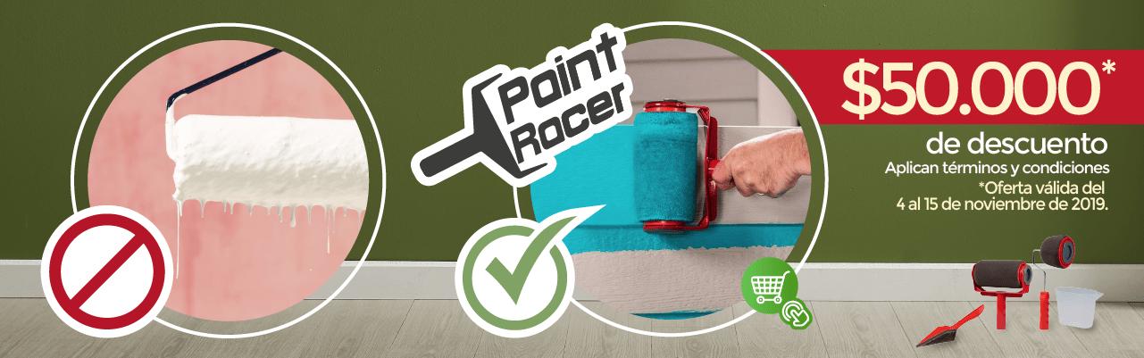 Paint Racer Noviembre