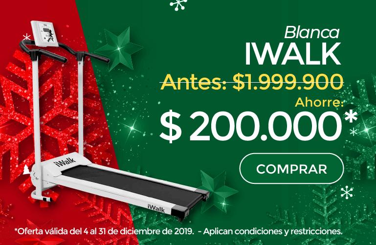 iwalk navidad - Mobile