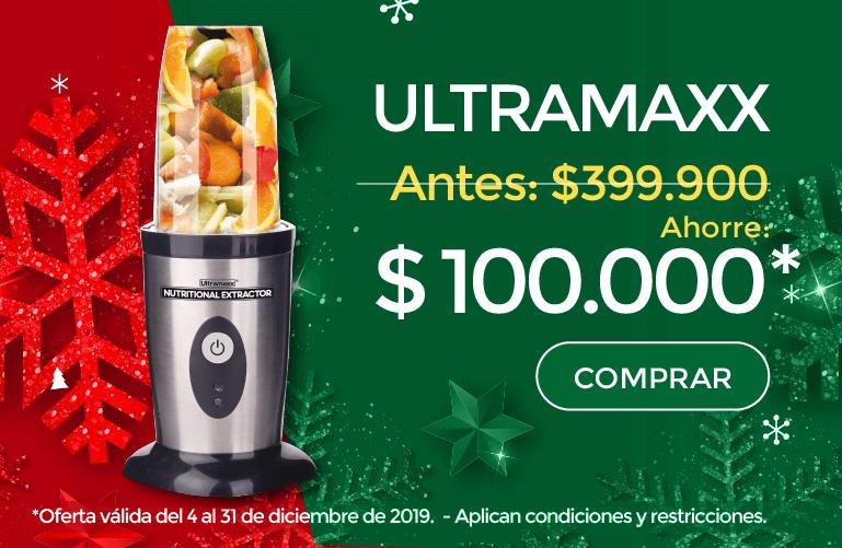 Ultramaxx Navidad - Mobile