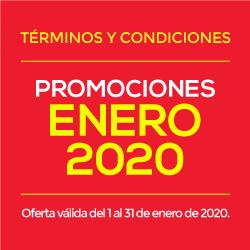 Ofertas Enero 2020
